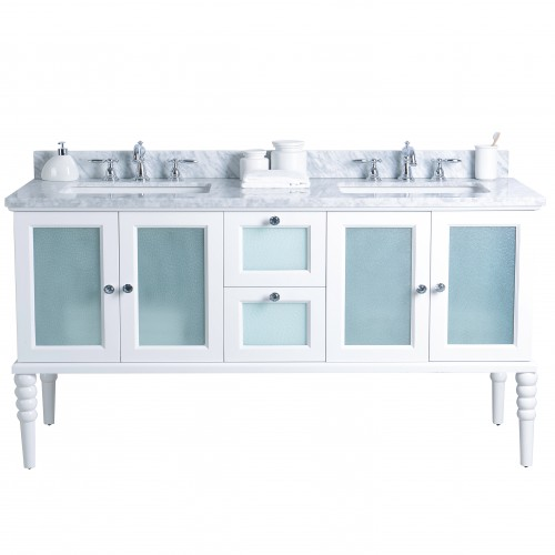 "Grace Floor Mount 72"" Vanity"