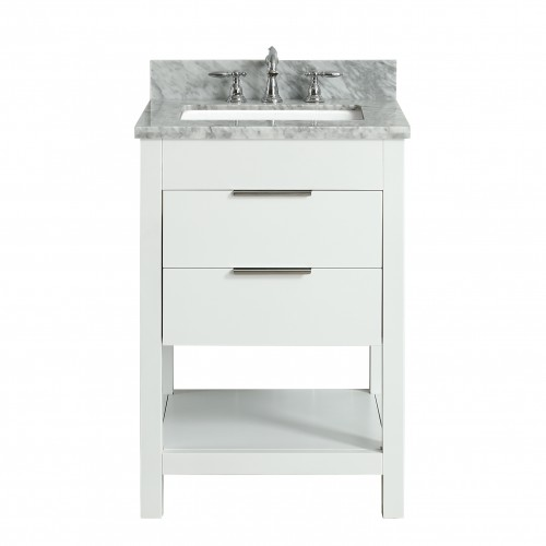 "Breeze Floor Mount 24"" Vanity"