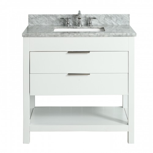 "Breeze Floor Mount 36"" Vanity"