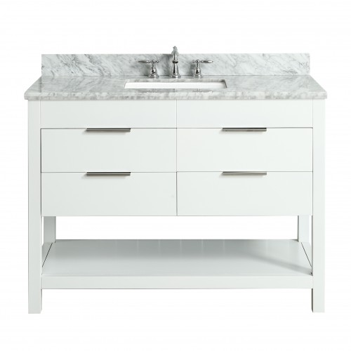 "Breeze Floor Mount 48"" Vanity"