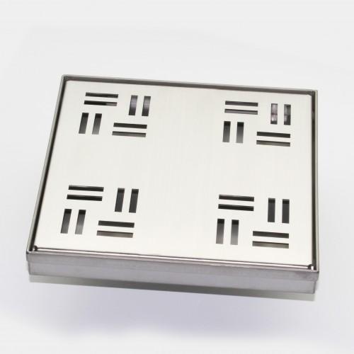 Virta Square Drain Dash Design