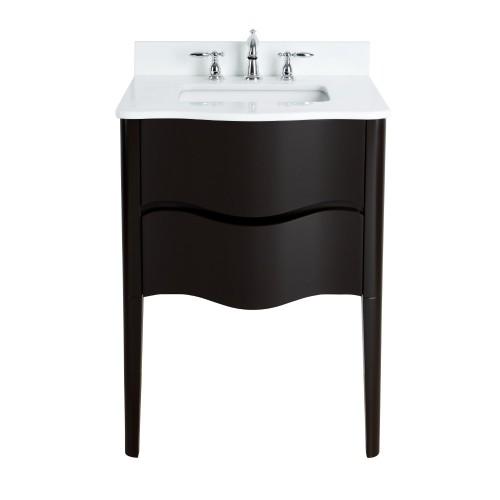 havilla vanity oak bathroom weathered grey gray cabinet