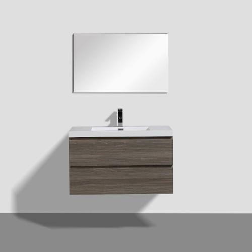 36 bathroom vanity. Angela Wall Hung 36\ 36 Bathroom Vanity