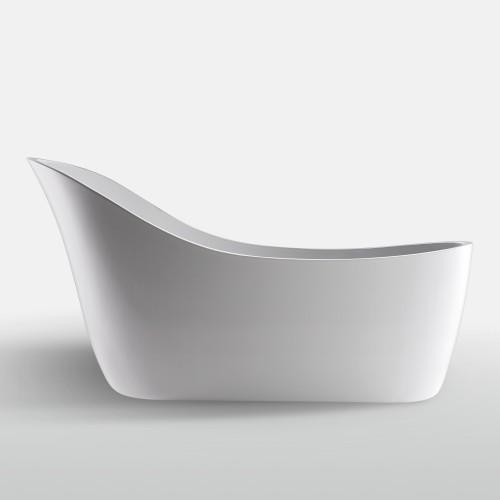 "Sofia Freestanding Acrylic 60"" Tub"