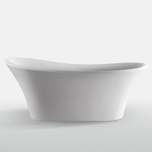 """Vermont Freestanding Acrylic 70"""" Tub"""
