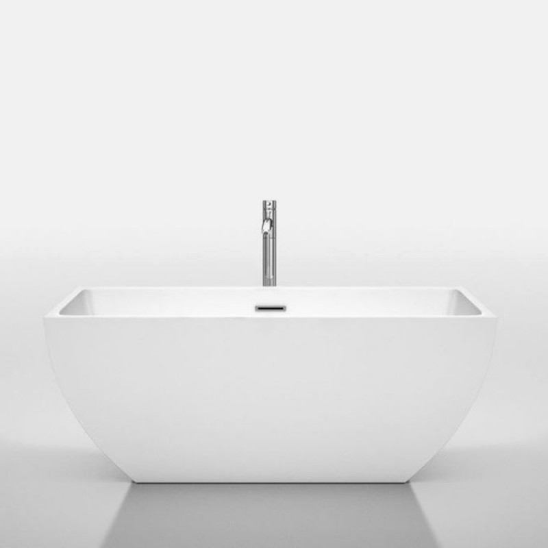 "berlin freestanding acrylic 67"" tub - bathtubs - toronto, canada"