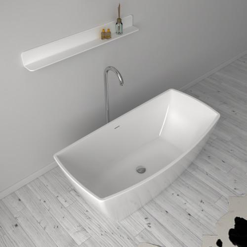 "Venice Freestanding Acrylic 69"" Tub"