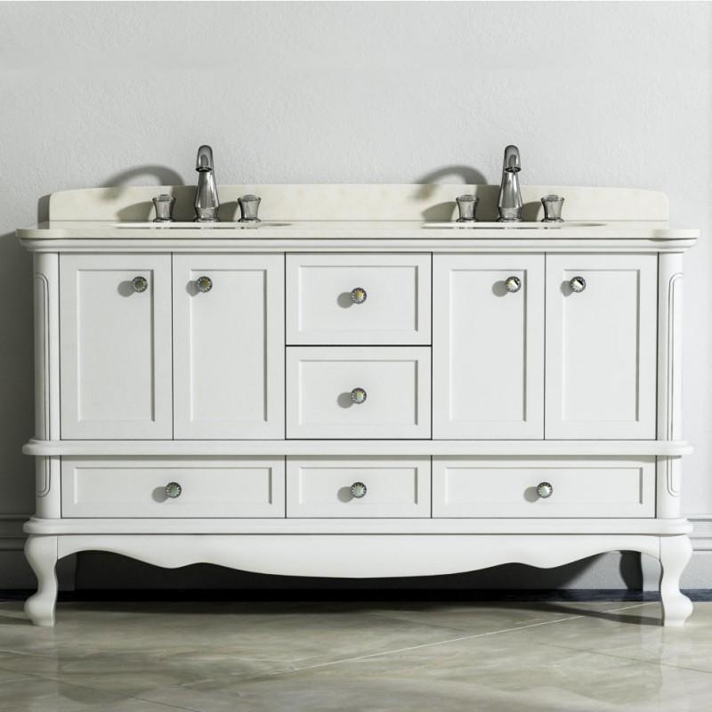 Madera Floor Mount 60u201d Vanity U2013 Freestanding Bathroom Vanities   Toronto,  Canada | Virta Luxury Bathroom Furniture