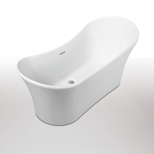 "Oxford Freestanding Acrylic 69"" Tub"