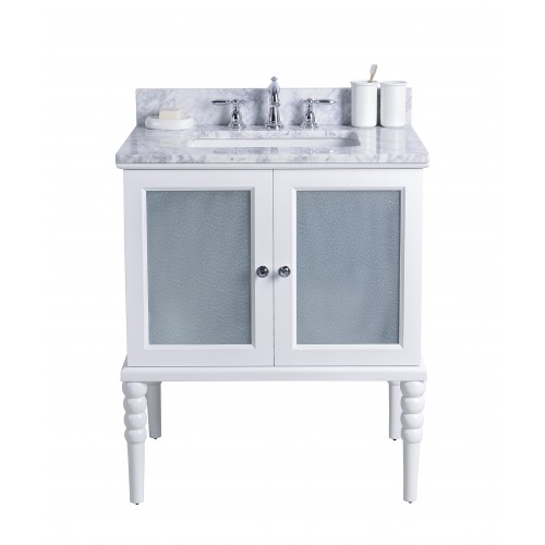 "Grace Floor Mount 30"" Vanity"
