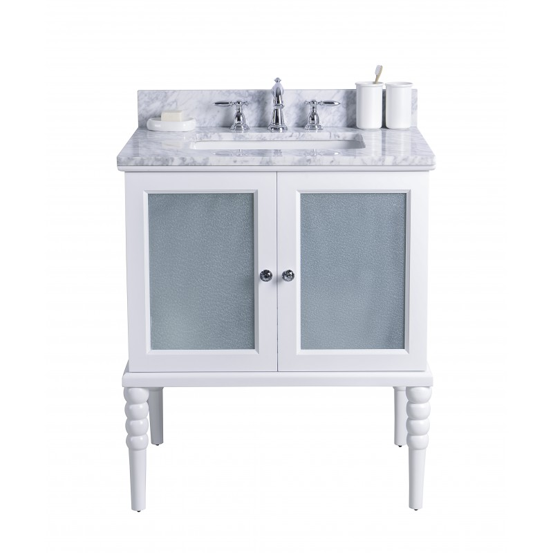 Grace Floor Mount 30 Vanity Freestanding Bathroom