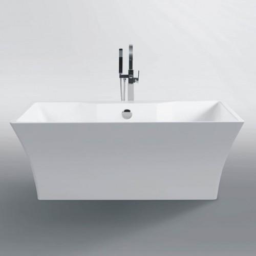 "Dubai Freestanding Acrylic 63"" Tub"