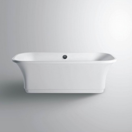 "London Freestanding Acrylic 67"" Tub"