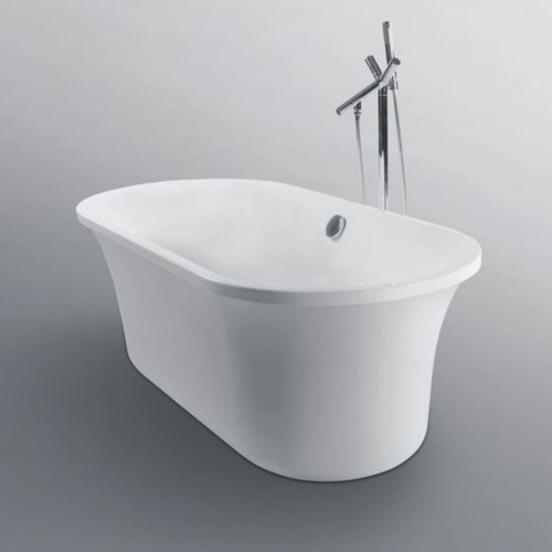 "Madrid Freestanding Acrylic 67"" Tub"
