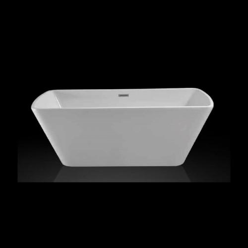 "New York Freestanding Acrylic 59"" Tub"