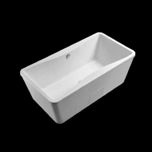 "Niagara Freestanding Acrylic 66"" Tub"