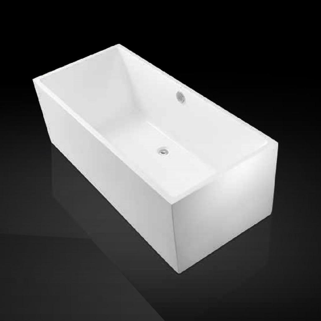 "Paris Freestanding Acrylic 60"" Tub - Bathtubs - Toronto, Canada ..."