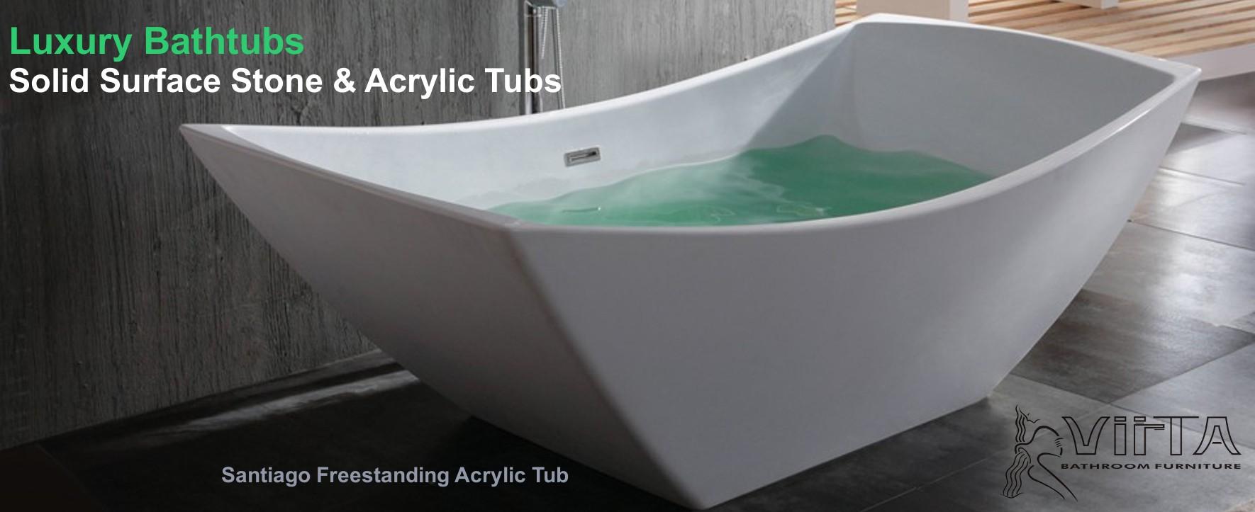 Virta Luxury Bathtubs