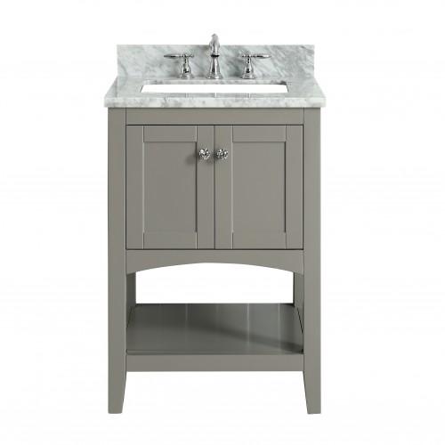"Sirena Floor Mount 24"" Single Sink Vanity"