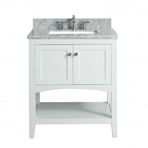 "Sirena Floor Mount 30"" Single Sink Vanity"