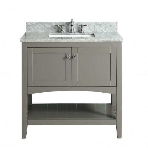 "Sirena Floor Mount 36"" Single Sink Vanity"