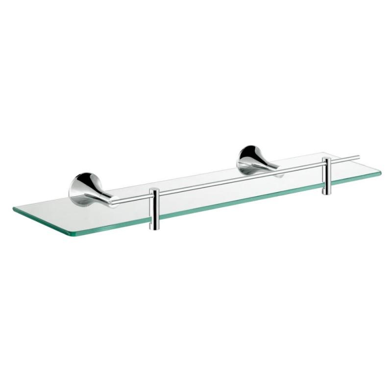 Rhea Single Glass Shelf