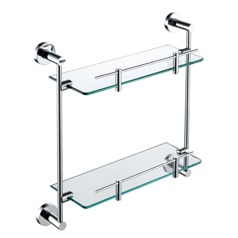 Daphne Double Glass Shelf