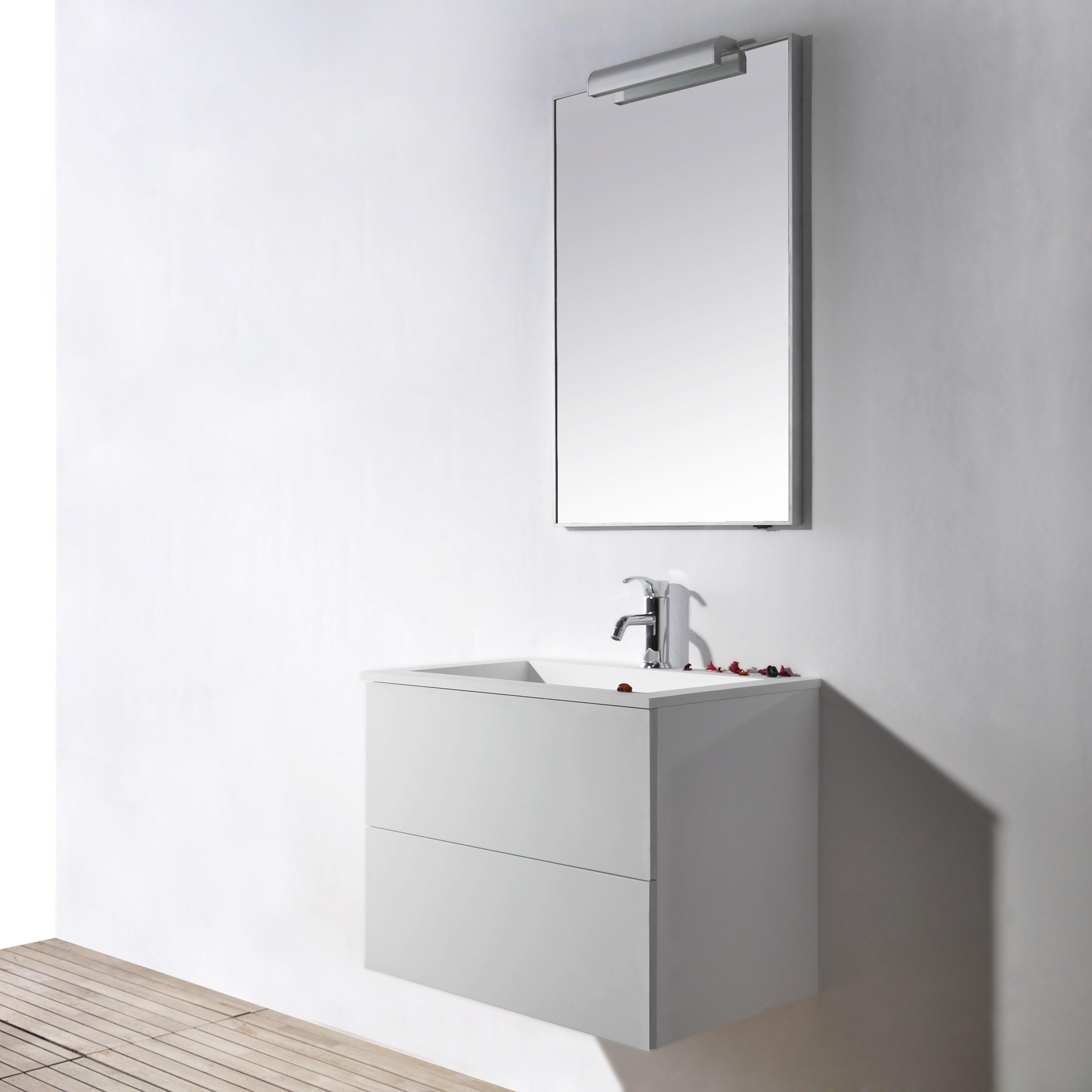 "Oceana Wall Hung 5"" Vanity – Wall Mounted Bathroom Vanities"