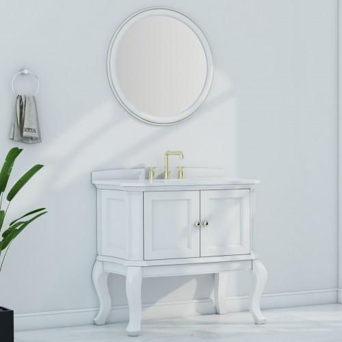 """Tempo Floor Mount 36"""" Single Sink Vanity"""