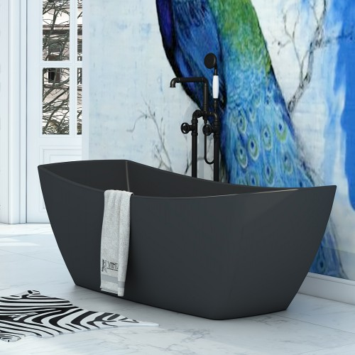 "Venice Freestanding Acrylic 63"" Tub"