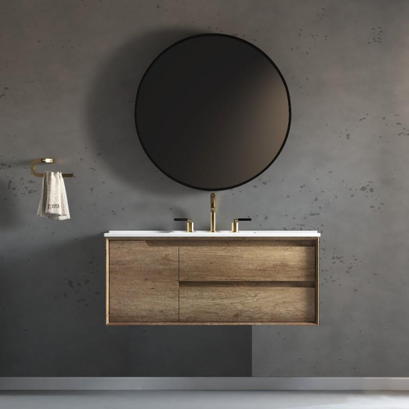 "Ashley Wall Hung 48"" Single Sink Vanity"
