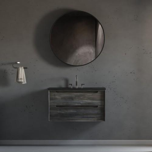"Ashley Wall Hung 36"" Single Sink Vanity"