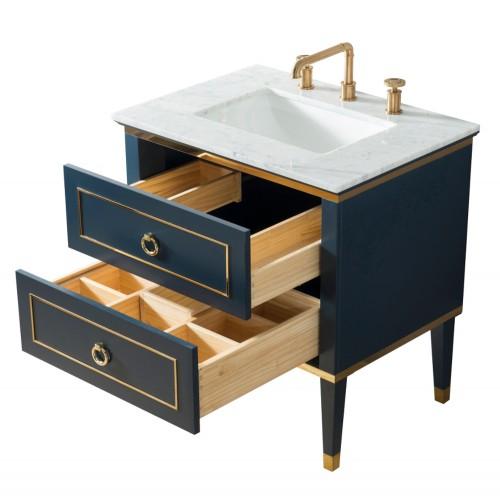 "Bluestar 36"" Single Sink Vanity"