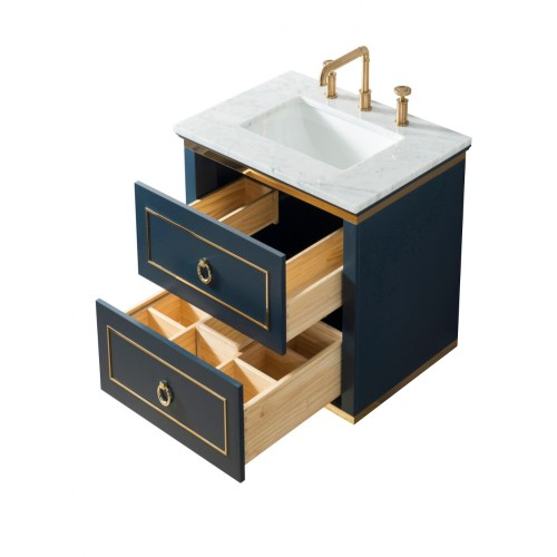 "Bluestar 24"" Single Sink Vanity"