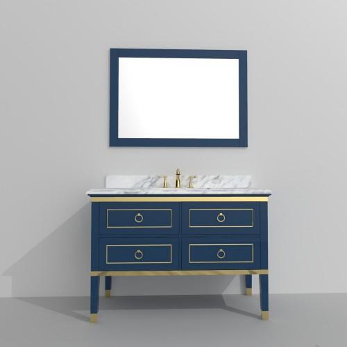 "Bluestar 48"" Single Sink Vanity"