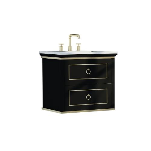 """Blackstar 30"""" Single Sink Vanity"""