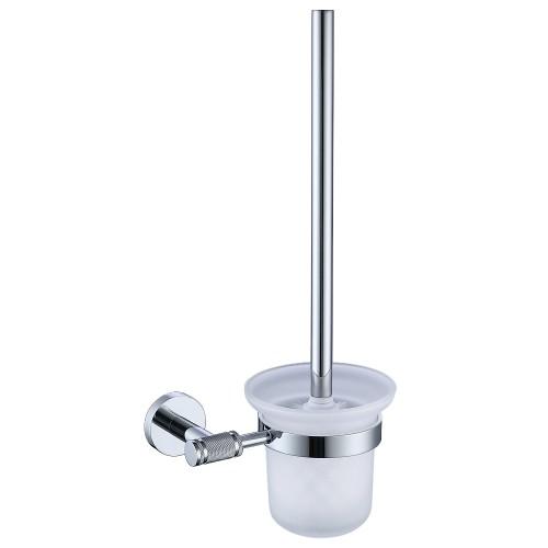 Rose Toilet Brush Holder