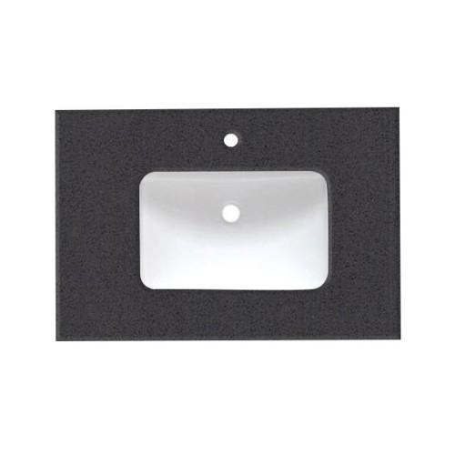 Virta Quartz Grey Vanity Countertop