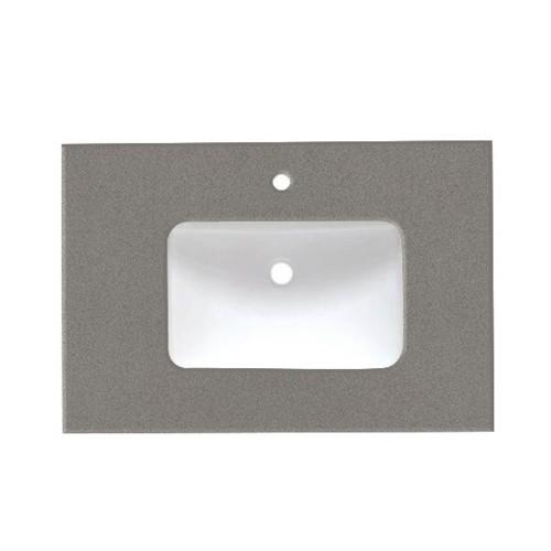Virta Quartz Cement Vanity Countertop