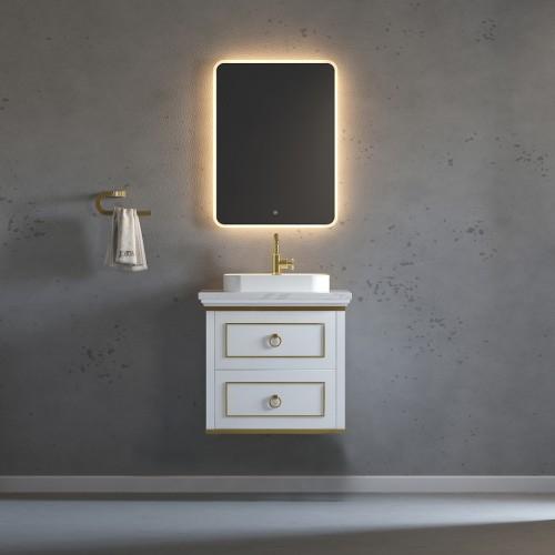 "Whitestar Wall Hung 24"" Single Sink Vanity"