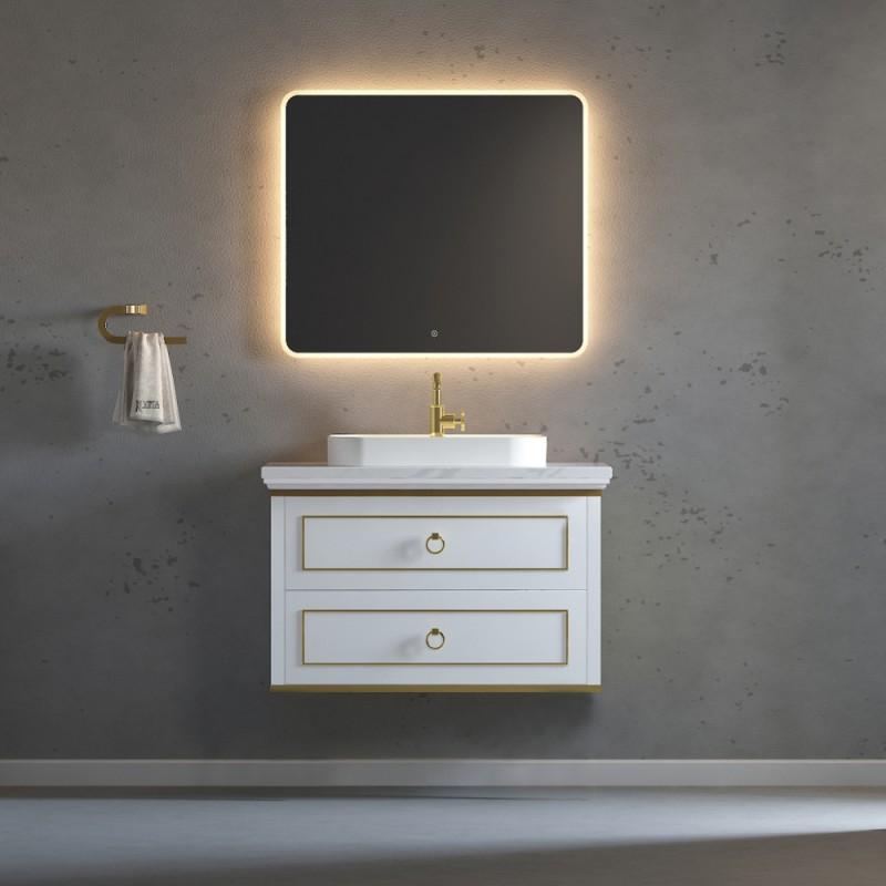 "Whitestar Wall Hung 36"" Single Sink Vanity"