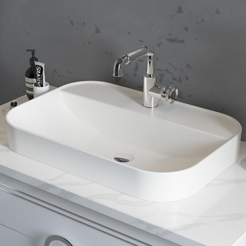 Virta Vessel Sink