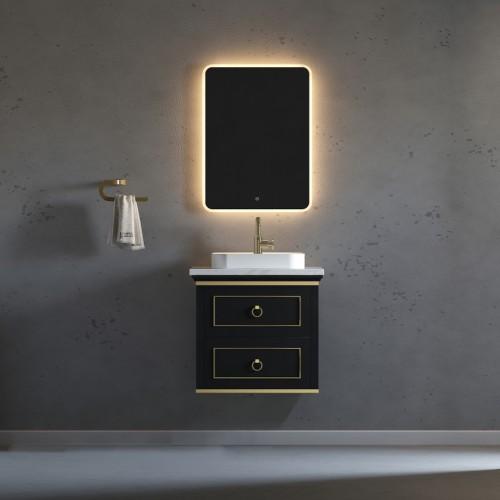 """Blackstar 24"""" Single Sink Vanity"""