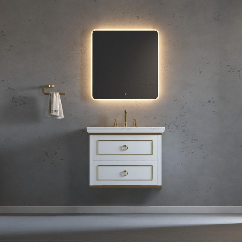 "Whitestar Wall Hung 30"" Single Sink Vanity"