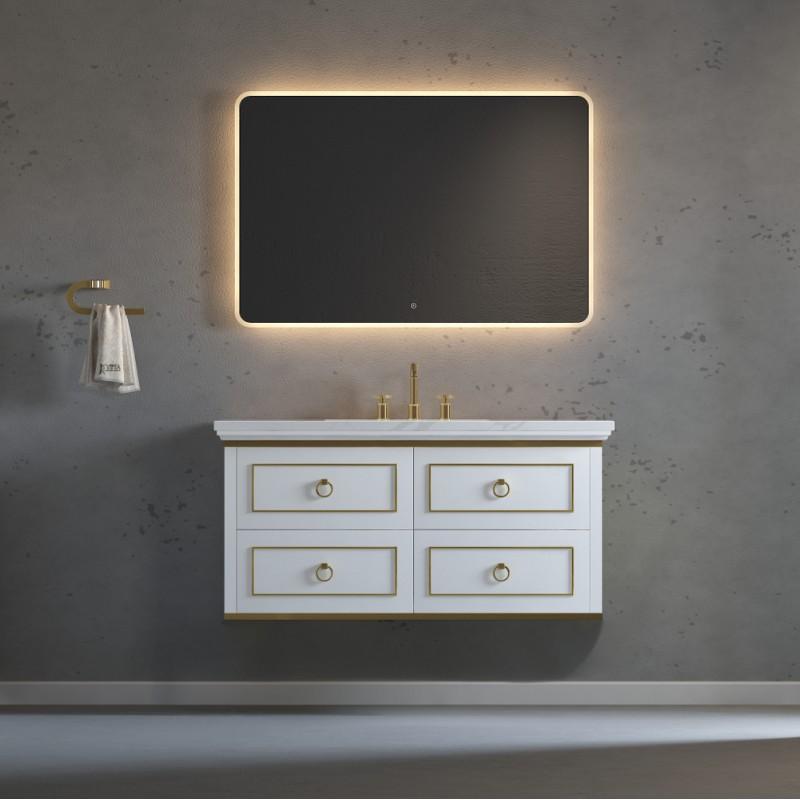 "Whitestar Wall Hung 48"" Single Sink Vanity"