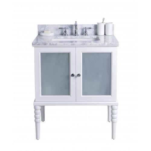 "Grace Floor Mount 30"" Single Sink Vanity"