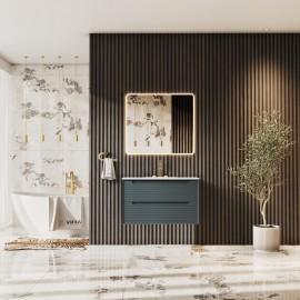 Wall Mount Bathroom Vanities